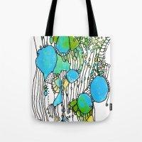 Flurry Tote Bag