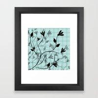 Gentle Breeze Framed Art Print