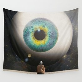 Wall Tapestry - All Seeing - Seamless