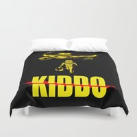 Kiddo Duvet Cover