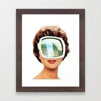Vylsa Scikona Framed Art Print