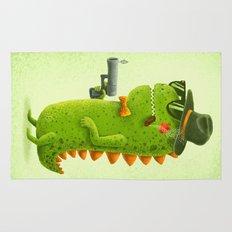 Dino bandito Rug