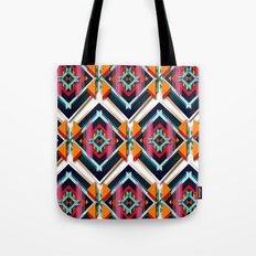 Hexagonic pattern Tote Bag