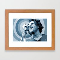 Anthony Green Framed Art Print