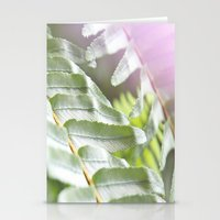 Fern + Photons Stationery Cards