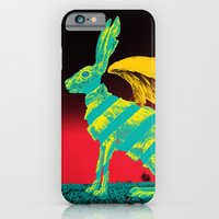 iPhone Cases featuring Usagi by Rendra Sy