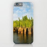 Sea caves #7 iPhone 6 Slim Case