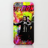 iPhone & iPod Case featuring Pulp Fiction  by Zoé Rikardo