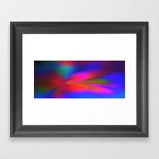 inner voice Framed Art Print