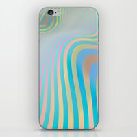 More Waves iPhone & iPod Skin