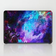 Space Flowers iPad Case