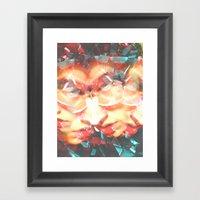 Beyond Me Framed Art Print