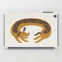 Sprinkled Dognut iPad Case