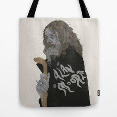 Alan Moore Tote Bag