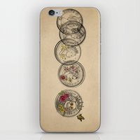 Long Live the Queen iPhone & iPod Skin