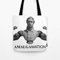Amalgamation #1 Tote Bag