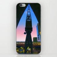 Crane Docklands London iPhone & iPod Skin