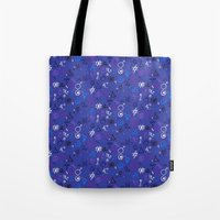 Witchcraft mystic signs Tote Bag