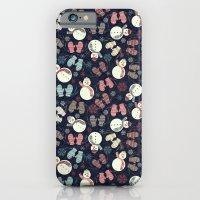 winter fun iPhone 6 Slim Case