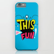 Wow this looks like fun! iPhone 6s Slim Case