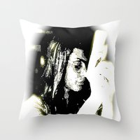 9mm Throw Pillow