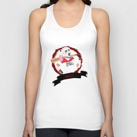 Harley Quinn, Suicide Sq… Unisex Tank Top