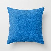 Bardarbunga Mint Throw Pillow