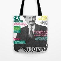 COSMARXPOLITAN, Issue 8 Tote Bag