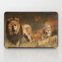 Serengeti Sunset iPad Case