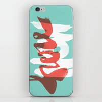 Here Now iPhone & iPod Skin