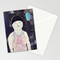 swimmer #1 Stationery Cards