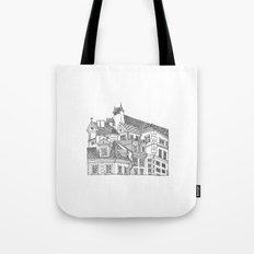 Old Town (Stare Miasto) - Warsaw, Poland Tote Bag