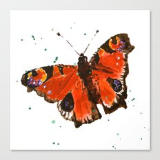Butterfly, butterflies, insects, garden lover gift, gardens, nature,  Canvas Print