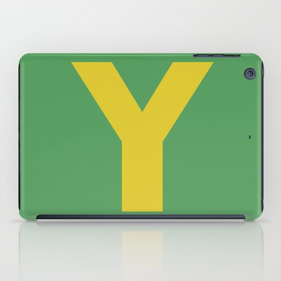 Y is for... iPad Case