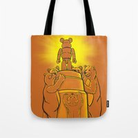 Lord of the Bears Tote Bag