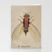 Urban Bug #2 Stationery Cards