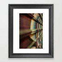 Leading Lines #14 Framed Art Print