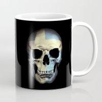 Swedish Skull Mug