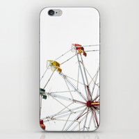 The Thrill Of Summer iPhone & iPod Skin