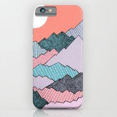 Mountain Tones iPhone 6 Slim Case