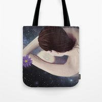 Her Tears Filled An Ocea… Tote Bag