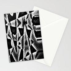 Chip on your Shoulder Stationery Cards