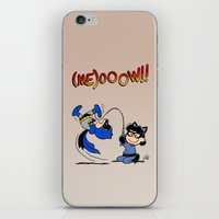 Cat Lucy iPhone & iPod Skin