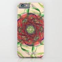 Atomic Nebula iPhone 6 Slim Case