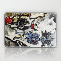 Destruction of Radiance Laptop & iPad Skin