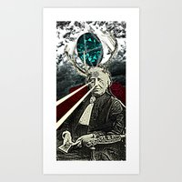 The Craftsman Art Print