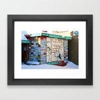 Buckaroo Bills Framed Art Print