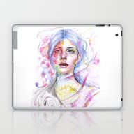 Every Word Will Shape Me Laptop & iPad Skin