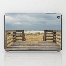 Draw me into the Sea iPad Case