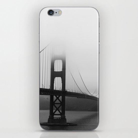 SF Golden Gate iPhone & iPod Skin